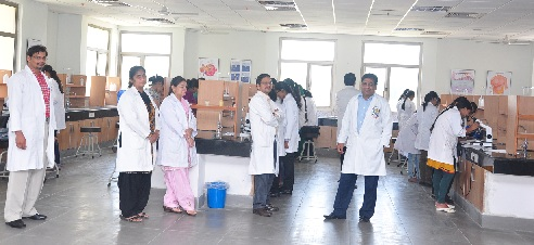 Physiology Department